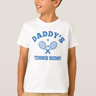 Daddy's Tennis Buddy T-Shirt