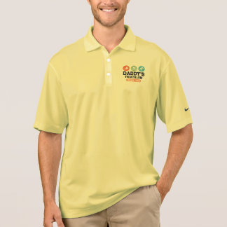 Daddy's Triathlon Cheer Team Polo Shirt