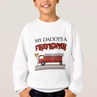 Daddys un bombero remera