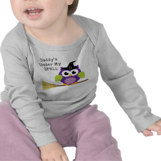 Daddy's Under My Spell T-shirts