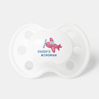 DADDYS WINGMAN BooginHead PACIFIER