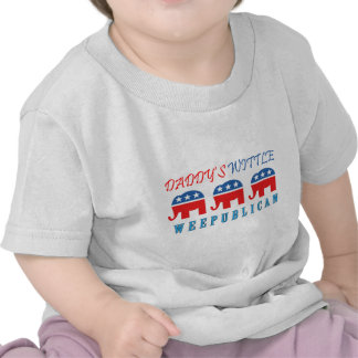 Daddys Wittle Weepublican.png Tees