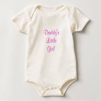 Daddy'sLittleGirl Baby Creeper