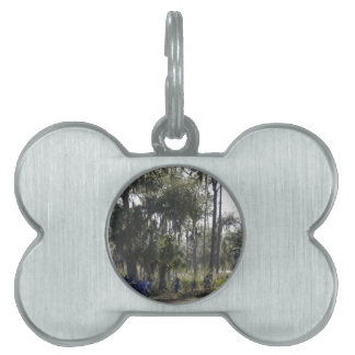 Dade's Battle Enactment Pet ID Tag