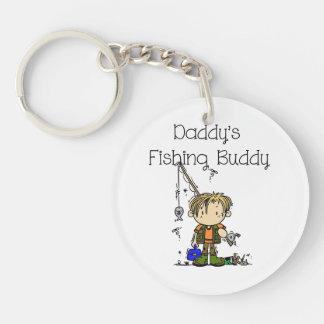 DADFISHINGBUDDY.png Keychain
