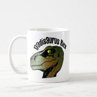 Dadisarus Rex: Papá usted era un monstruo Taza