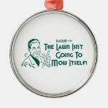 Dadism #191 - ¡El césped no va a segarse! Ornamento Para Reyes Magos