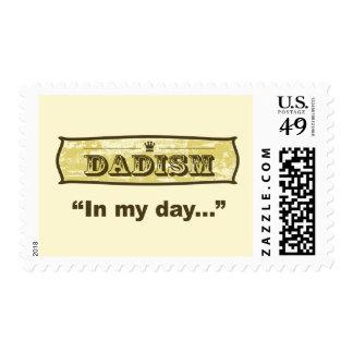 Dadism - en mi día sello