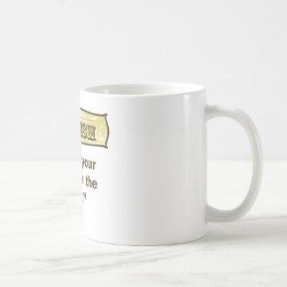 Dadism - Keep your eyes on the ball Mug