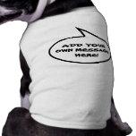 Dadism T-Shirt Doggie Tshirt