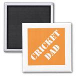 Dadisms Cricket Dad Fridge Magnets