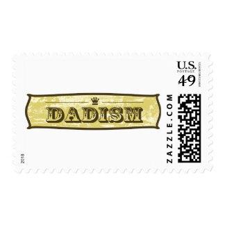 Dadisms Postage Stamp