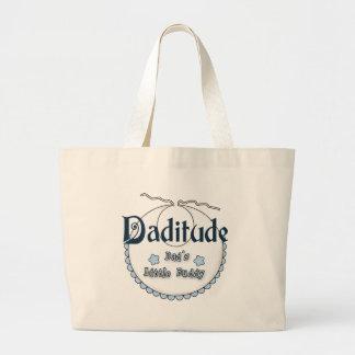 Daditude Bolsa Lienzo