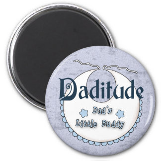 Daditude Magnet