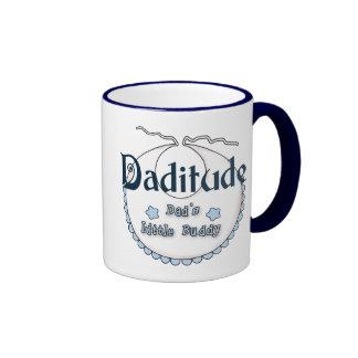 Daditude Ringer Mug