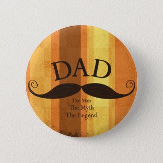 DadMustache Button