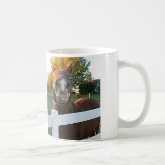 Dado bastante café taza