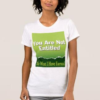 Dado derecho camisas