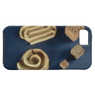 Dados de la piedra arenisca y juego del laberinto funda para iPhone SE/5/5s