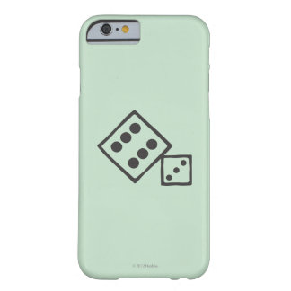 Dados Funda Barely There iPhone 6