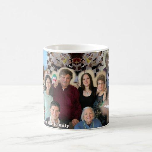 Dad's 90th birthday coffee mug
