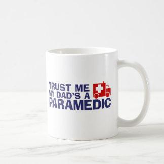 Dad's A Paramedic Mug
