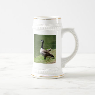 """""""Dad's are Great!"""" Goose 18 Oz Beer Stein"""