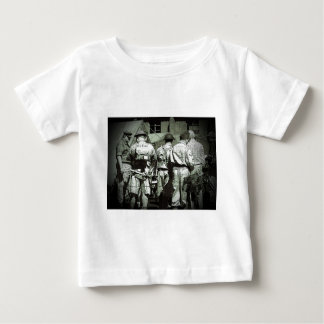 Dads Army on parade Baby T-Shirt