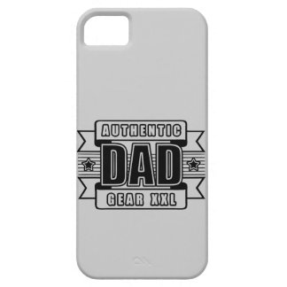 Dads Authentic Father Gear iPhone 5 Cases