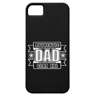 Dads Authentic Father Gear iPhone 5 Cover