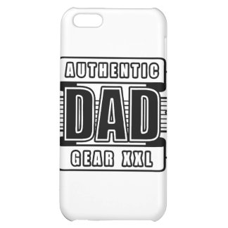 Dads Authentic Father Gear Cover For iPhone 5C