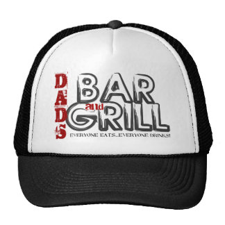 Dad's Bar and Grill Trucker Hat