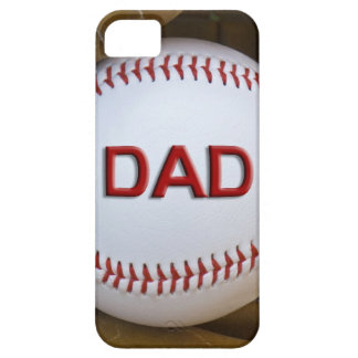 Dad's Baseball iPhone 5 Covers