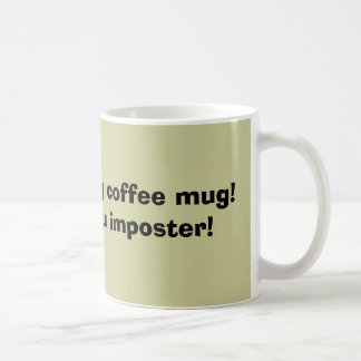 Dad's Big Coffee Mug