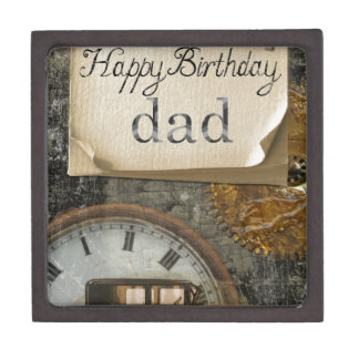 Dad's Birthday Gift Box