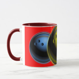 Dad's Bowling Mug