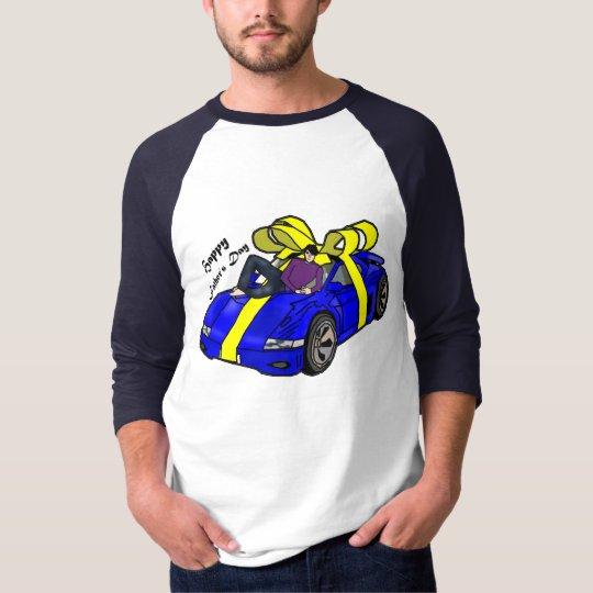 Dads Car T-Shirt