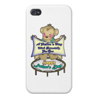 Dads Circus Wish iPhone 4 Covers