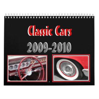 Dad's Classic Cars Wall Calendars