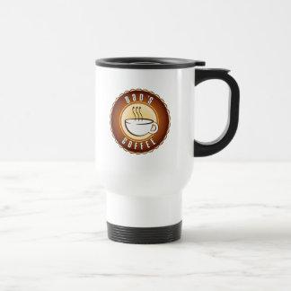 Dad's Coffee 15 Oz Stainless Steel Travel Mug