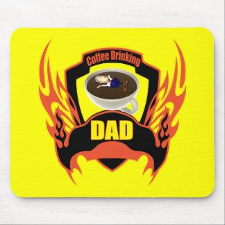Dads Coffee Mousepad