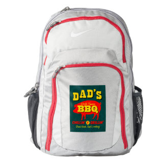 Dad's Cooking Backpack
