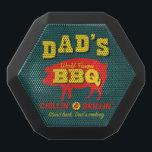 "Dad&#39;s Cooking Black Bluetooth Speaker<br><div class=""desc"">Classic Retro/Vintage Dad&#39;s Cooking sign design.</div>"
