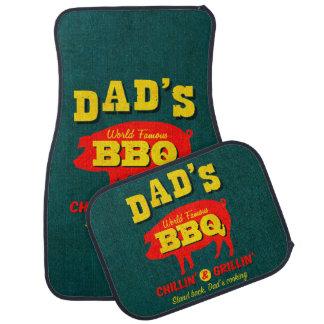 Dad's Cooking Car Mat