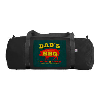 Dad's Cooking Gym Bag