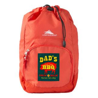 Dad's Cooking High Sierra Backpack