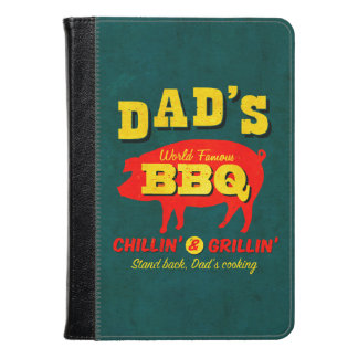 Dad's Cooking Kindle Case