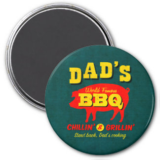 Dad's Cooking Magnet