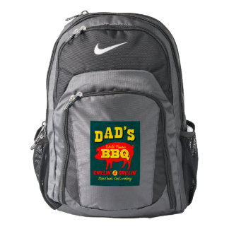 Dad's Cooking Nike Backpack