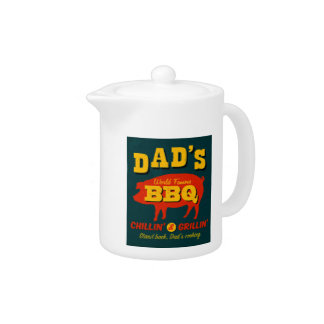 Dad's Cooking Teapot